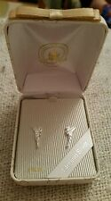 BNIB Walt Disney World Tinkerbell Sterling Silver Stud Earrings