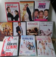 DVD Konvulut (10x DVD) Komödie, Action-Komödie, Musik-Film
