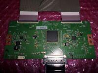 T-CON Board LG  TCON 6870C-0538A V14.5 TM120 60UHD VER0.4/LG60UB856V