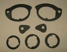 NEW 1966-1967 Buick Skylark Outside Door Handle And Lock Gasket Set