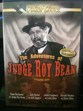 Adventures Of Judge Roy Bean #1 (DVD, 2004) WORLDWIDE SHIP AVAIL
