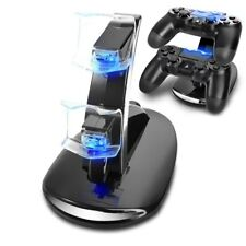 Dual Led Usb Charger for Sony Ps4 Controller Playstation 4 games Charging Dock