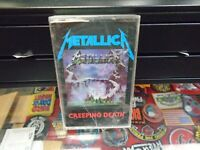 Metallica Creeping Death (Cassette Tape) 1984 Music For Nations Records Metal