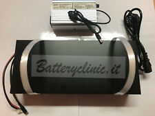 Batteria Litio 60V 20Ah per Electric Motion con BMS e Carica Batteria