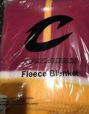 Rare Cavs Cleveland Cavaliers Championship Blanket SGA 12/29 Giveaway Fleece