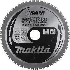 MAKITA B-23086 CORDLESS METAL CUTTING CIRCULAR SAW BLADE 236MM BCS550 DCS550