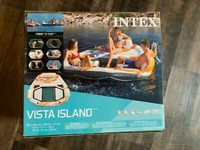 🔥🔥 Intex Vista Island 3-Person Inflatable Raft Float WATER  🔥🔥