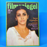 DDR Filmspiegel 20/1979 Olsenbande Pierre Richard Jack Lemmon Burt Lancaster A
