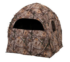 Ameristep 1RX2S010 Doghouse Hunting Blind, Real Tree Outdoor Camping Carry Case
