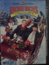 RICHIE RICH'S RICH CHRISTMAS WISH HOLIDAY FAMILY DVD NEW