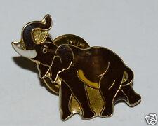 Wow Nice Vintage Elephant Shaped Pin Rare