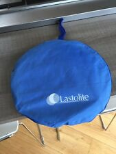 Lastolite large collapsible photographic Gold/Silver diffuser reflector 95cm