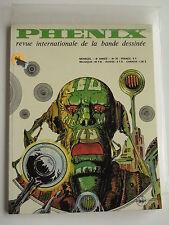 French Comic Magazine (Classic Commentary & Art)  PHENIX #36 - 1973