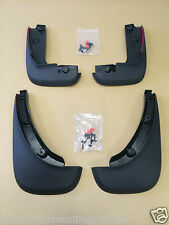 GENUINE VAUXHALL ASTRA J ESTATE FRONT / REAR MUD FLAPS / GUARDS / NEW