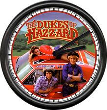 Dukes Of Hazard Daisy General Lee Car Sign Wall Clock