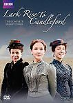 Lark Rise to Candleford: The Complete Season Three DVD 2010 4-Disc Set BRAND NEW