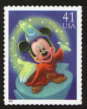 US. 4192. 41c. Mickey Mouse. The Art of Disney: Magic. Mint. NH. 2007