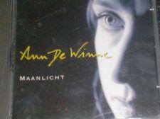 ANN DE WINNE - MAANLICHT (1998) Door jouw ogen, De mooiste muziek, Mensen, Papa