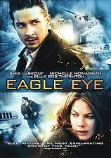 Eagle Eye, Shia LaBeouf, Michelle Monaghan, DVD
