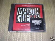 Martin Guerre - Original London Cast CD sealed OOP 1996 NEW