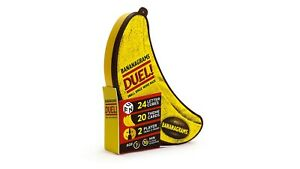 Bananagrams DUEL Cube Game Small Space Word Race Dice 2 Player Fast Educational