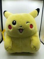 Original Pokemon Pikachu Backpack Bag Nintendo Plush Soft Stuffed Toy Animal