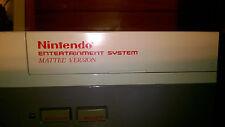 NINTENDO ENTERTAINMENT SYSTEM NES & 2 GAMES #S74B46