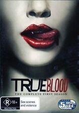 TRUE BLOOD (COMPLETE SEASON 1 DVD SET - SEALED + FREE POST)