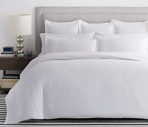 Plain 100% Cotton Bed Sheet Single Double King Size Fitted Sheets and Pillowcase