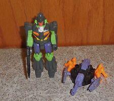 Transformers G1 Action Masters BONZAI TRON Complete Hasbro Figure