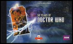 2013 GB 50 Years of Doctor Who DY6 Prestige Booklet Complete