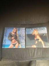 ANNA KOURNIKOVA  OFFICIAL 2003 & 2005 WALL CALENDER NEW AND SEALED Lot Of 2