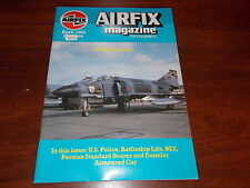 RARE OLD VINTAGE AVIATION MAGAZINE AIRFIX FOR MODELLERS MODEL AIR APRIL 1983