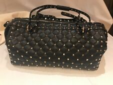 AUTHENTIC VALENTINO ROCKSTUD SPIKE DUFFLE BAG