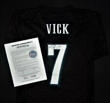 Michael Vick Hand Signed Reebok NFL Players Philadelphia Eagles Jersey Auto PSA
