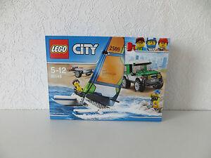 Lego City 60149 Geländewagen mit Katamaran