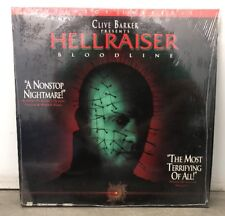 Hellraiser 4 Bloodline Letterbox Laserdisc LD PINHEAD