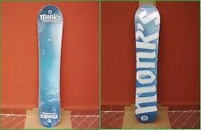 Tavola Snowboard Snow MONK'S monks 150 cm Burton NITRO DRAKE Limited Edition
