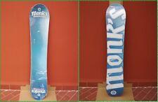 Tavola Snowboard Snow MONK'S monks 150 cm Burton NITRO DRAKE Rossignol Salomon