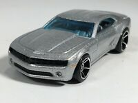 Hot Wheels 2007 Chevy Camaro Concept Metallic Silver HW New Models Malaysia (#5)