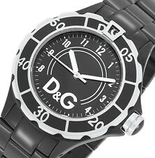 PRE-OWNED $275 D&G Dolce & Gabbana Women's Anchor Analog Watch DW0662 RESIZED