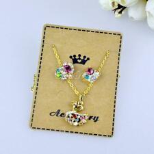 100Pcs Hanging Holder Jewelry Earring Necklace Display Cardboard Kraft Hang Card
