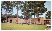 1950s/60s St. Francis Hotel Courts, Putting Green, Mobile, AL Postcard