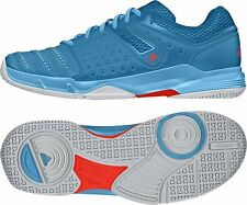 Adidas Court Stabil 12 W Damen Handballschuhe B33028 Farbe cyan Größe 42 Neu