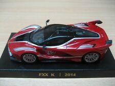 7-11 1/64 Ferrari Diecast Minicar La Ferrari FXX K RED kyosho Tomica size