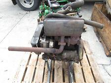Yanmar 3tne78a Diesel Engine Motor 264hp 3851hours