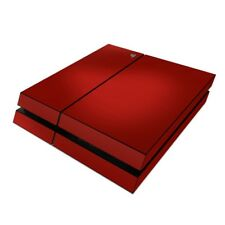 Sony PS4 Console Skin Kit - Red Burst - DecalGirl Decal