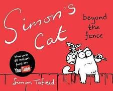 SIMONS CAT BEYOND THE FENCE - SIMON TOFIELD - GIFT - NOVELTY