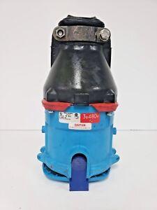 Meltric Decontactor / Marechal, 31-94243-K04, 3P 480V 150A, Receptacle (GOOD)