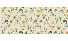 Tablecloth by the Metre Oilcloth Washable Flowers F672-1